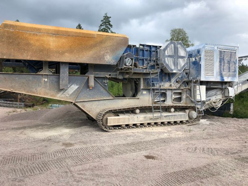Kleemann MC120Z Stenkross/Stone crusher - 1