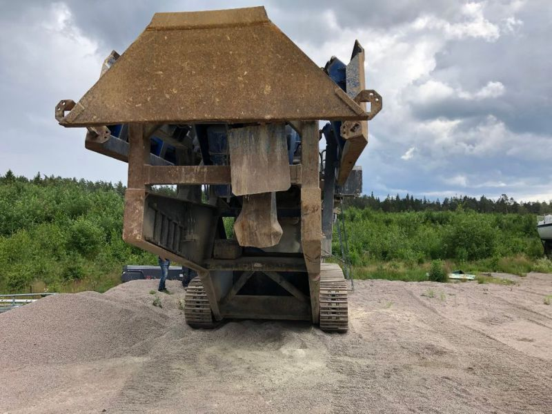 Kleemann MC120Z Stenkross/Stone crusher - 12