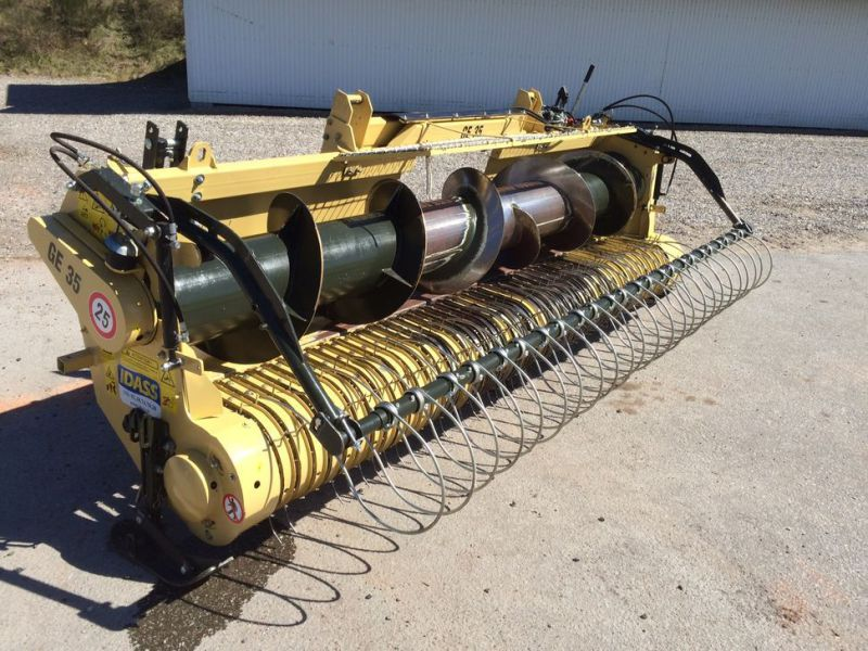 Idass Pick Up 3.5 meter / Forsage harvester Header GE 35 - 2