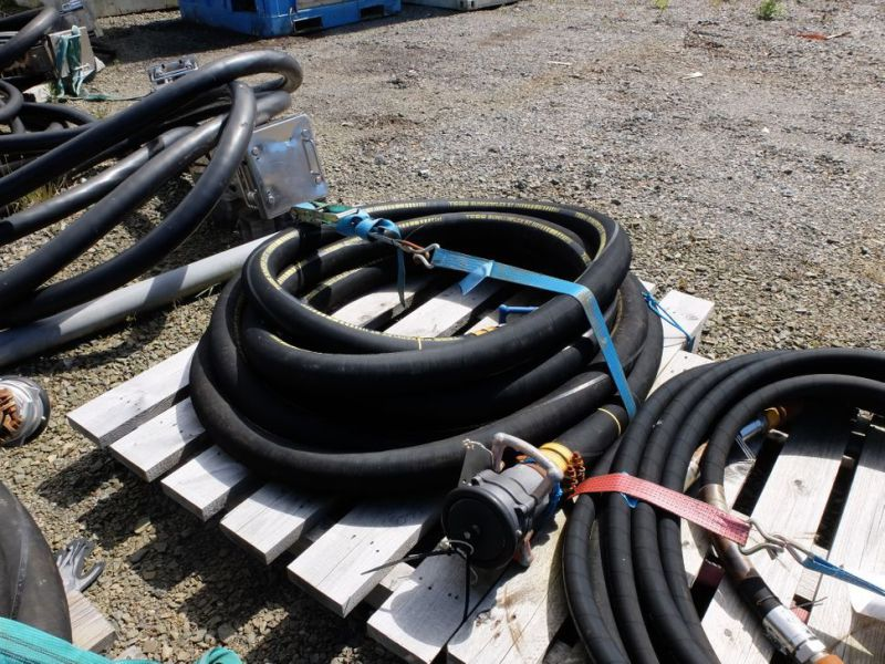 UTIS - Subsea equipment.  Winch, HPU-containers. 2 complete systems. - 3