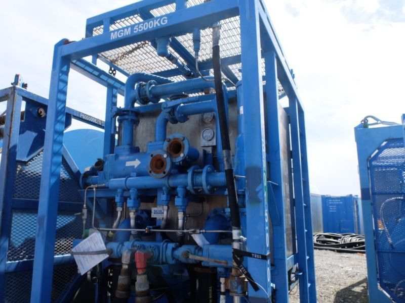 UTIS - Subsea equipment.  Winch, HPU-containers. 2 complete systems. - 17