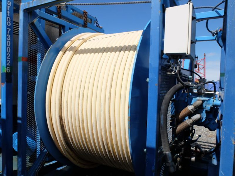 UTIS - Subsea equipment.  Winch, HPU-containers. 2 complete systems. - 20