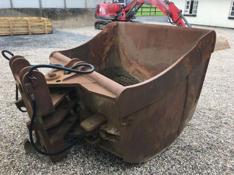 Skovl til Gravemaskine / Bucket for Excavators - 2
