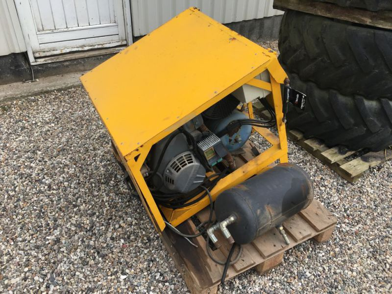 Diesel Generator med kompressor / Genset with Compressor - 1