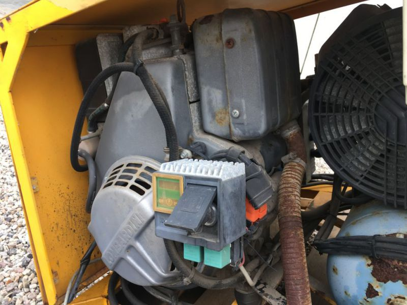 Diesel Generator med kompressor / Genset with Compressor - 10