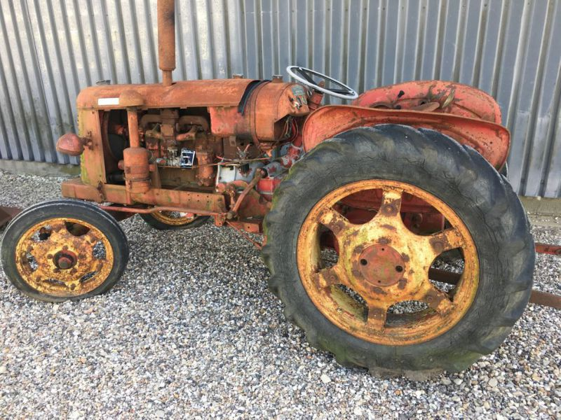 David Brown Tractor - 1