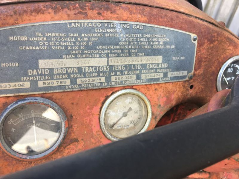 David Brown Tractor - 8