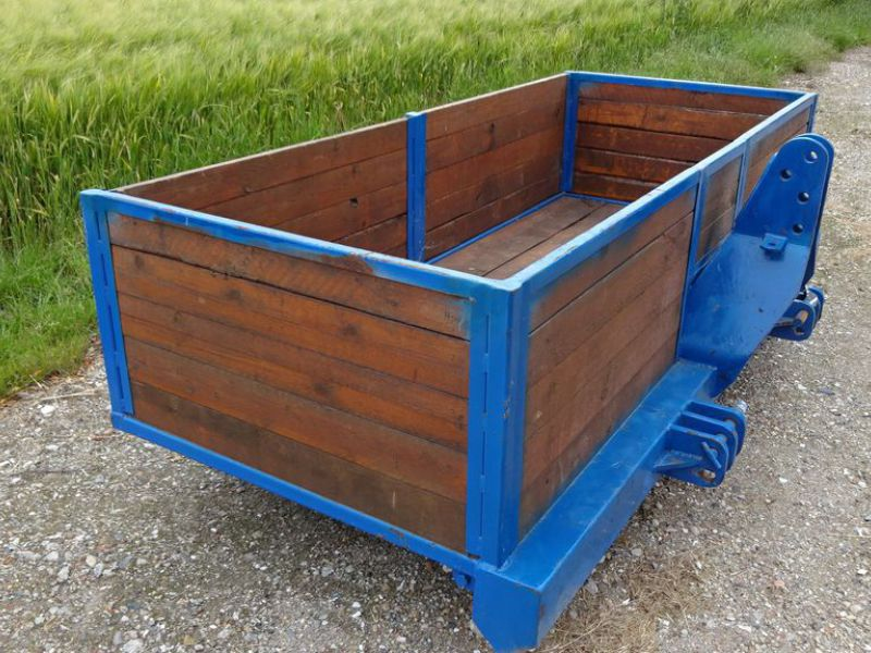 Transportkasse til traktor / Transport box for tractor - 2