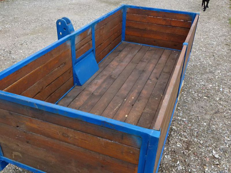 Transportkasse til traktor / Transport box for tractor - 4