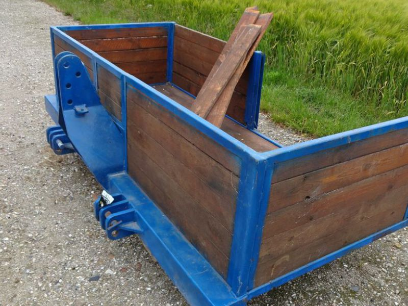 Transportkasse til traktor / Transport box for tractor - 7