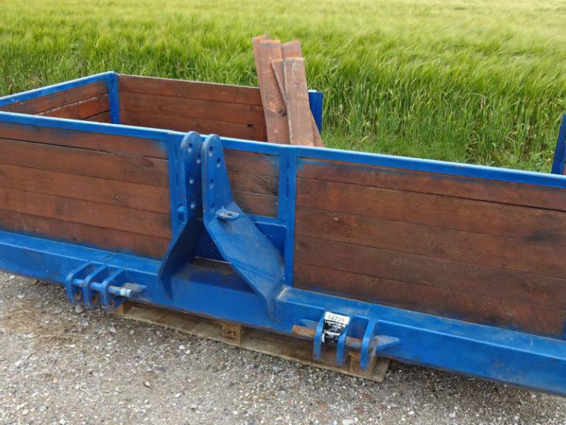 Transportkasse til traktor / Transport box for tractor - 8