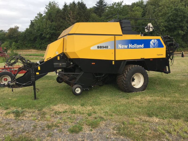 New Holland BB940A Crop Cutter / Baler - 1