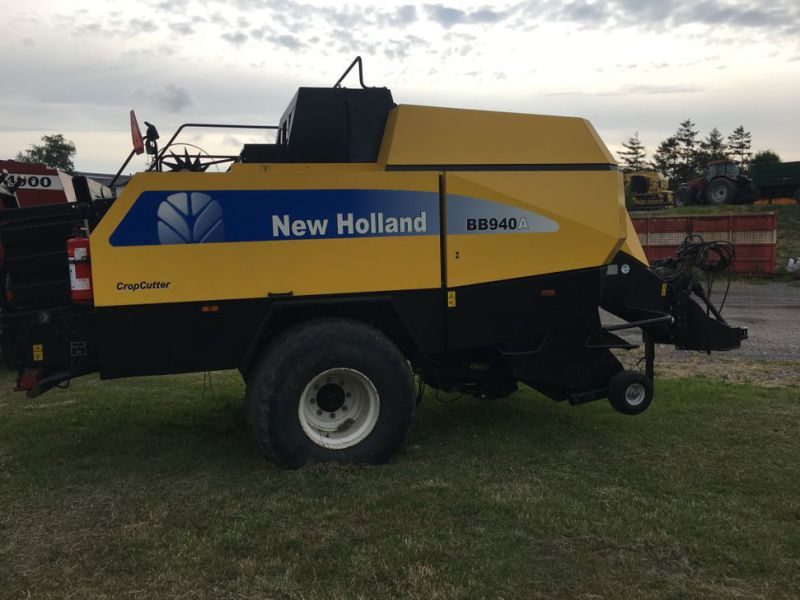 New Holland BB940A Crop Cutter / Baler - 6