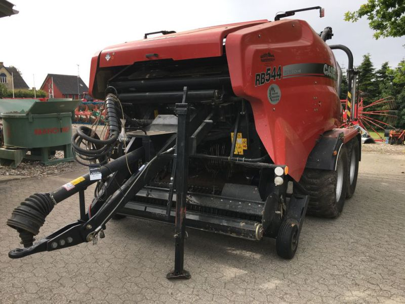 Case RB 544 Silage Pack HD Baler - 0