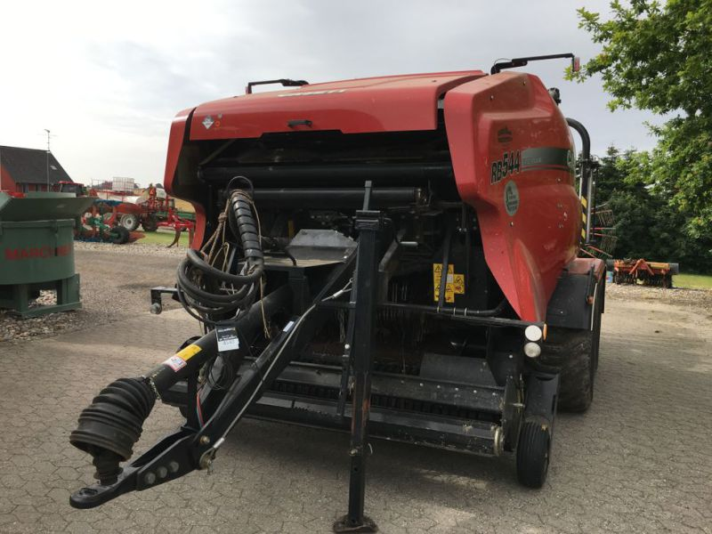 Case RB 544 Silage Pack HD Baler - 1
