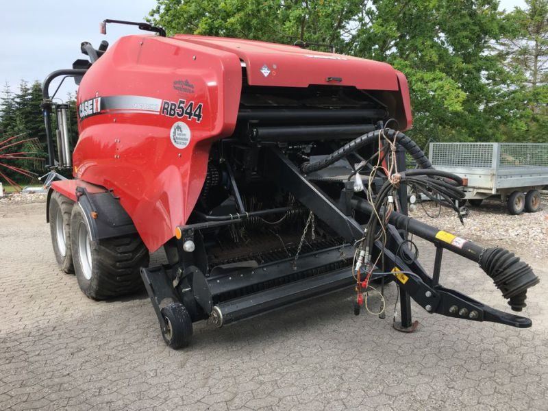 Case RB 544 Silage Pack HD Baler - 3