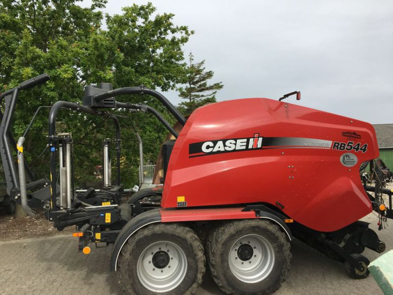 Case RB 544 Silage Pack HD Baler - 4
