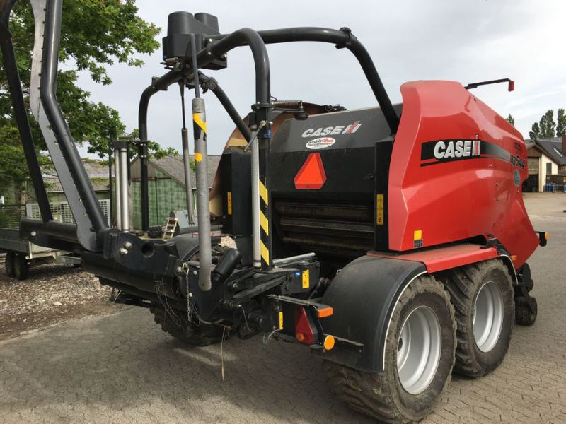 Case RB 544 Silage Pack HD Baler - 6