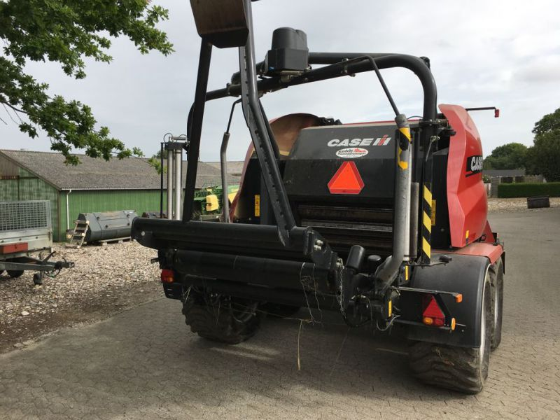 Case RB 544 Silage Pack HD Baler - 7