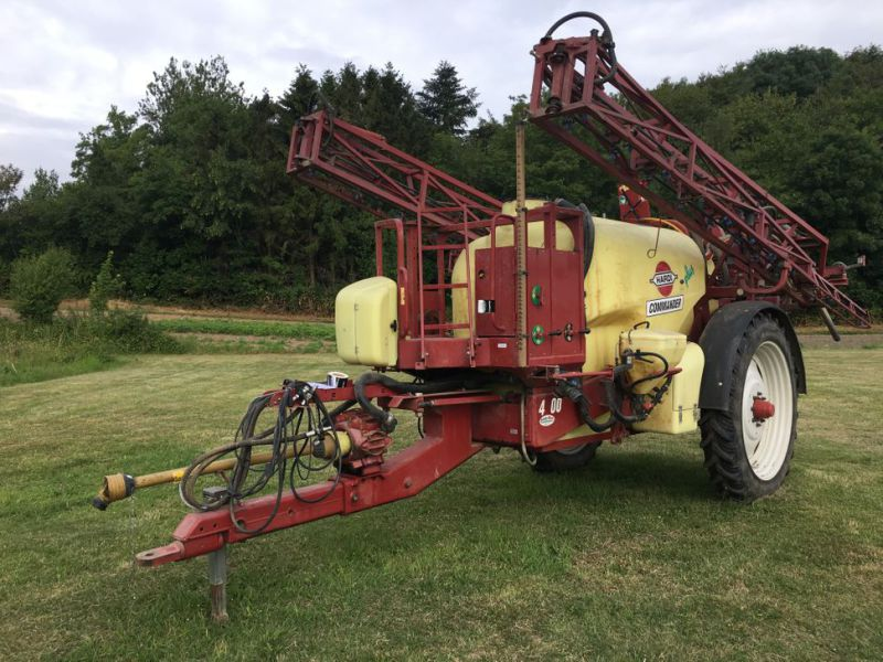 Hardi Commander 4200 L Marksprøjte / Field Sprayer - 0