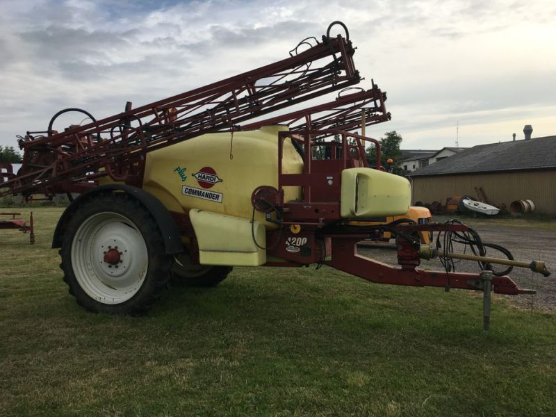 Hardi Commander 4200 L Marksprøjte / Field Sprayer - 2