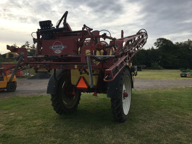 Hardi Commander 4200 L Marksprøjte / Field Sprayer - 4