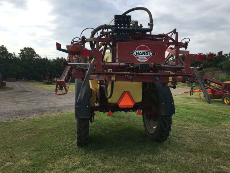 Hardi Commander 4200 L Marksprøjte / Field Sprayer - 5