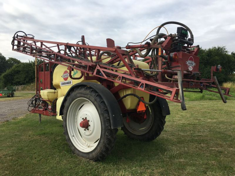 Hardi Commander 4200 L Marksprøjte / Field Sprayer - 6
