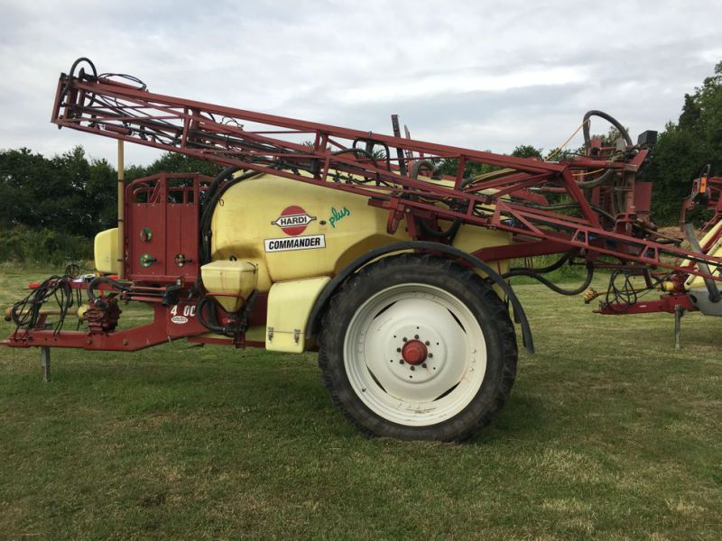 Hardi Commander 4200 L Marksprøjte / Field Sprayer - 7