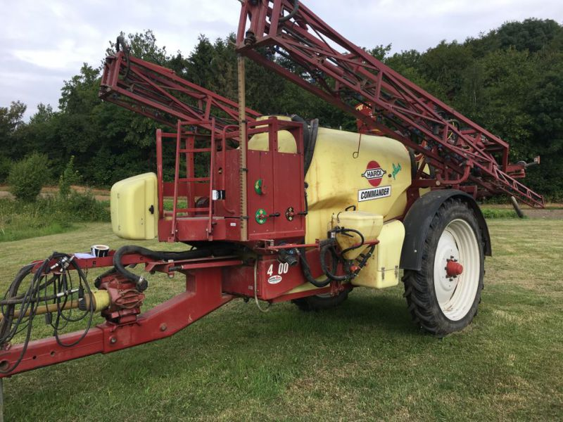 Hardi Commander 4200 L Marksprøjte / Field Sprayer - 8