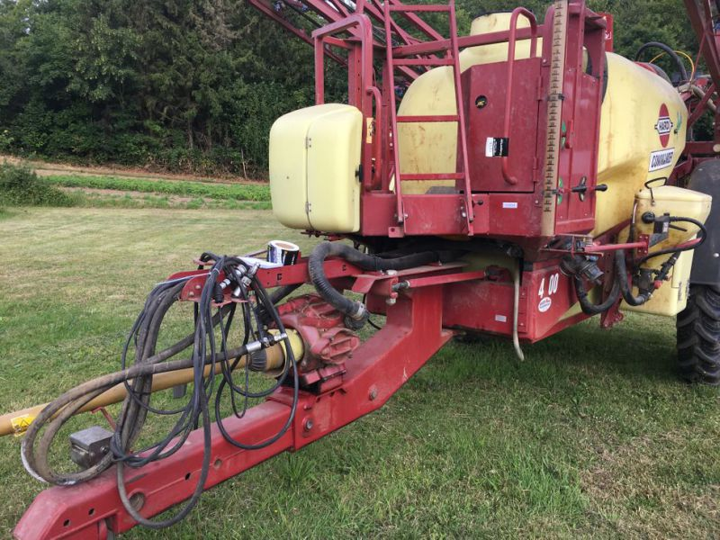 Hardi Commander 4200 L Marksprøjte / Field Sprayer - 13