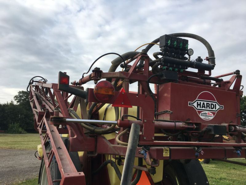 Hardi Commander 4200 L Marksprøjte / Field Sprayer - 26