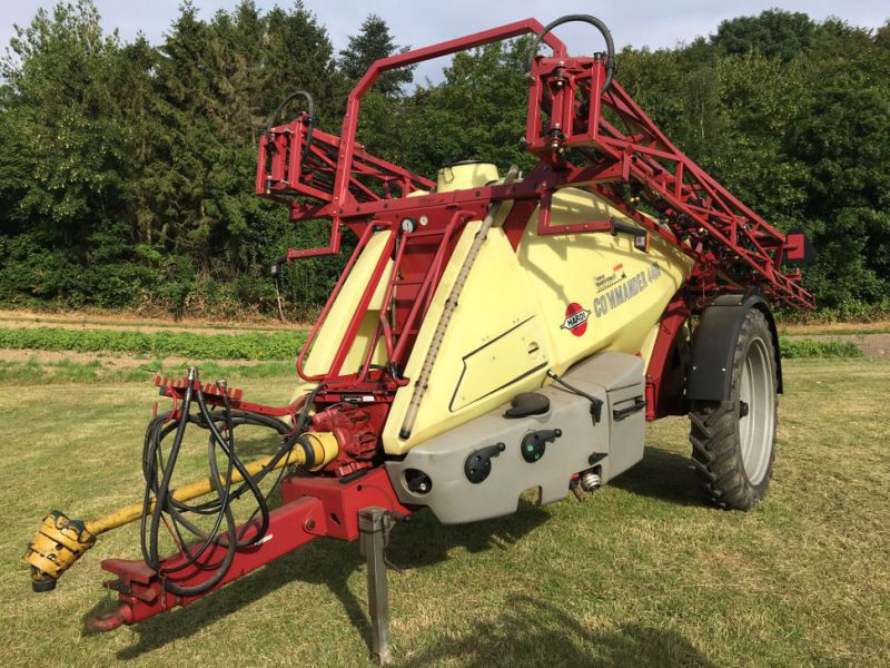 Hardi Commander 4400 24 meter Marksprøjte / Field Sprayer  - 0