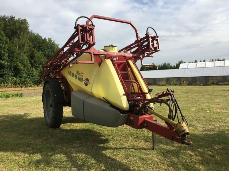 Hardi Commander 4400 24 meter Marksprøjte / Field Sprayer  - 2