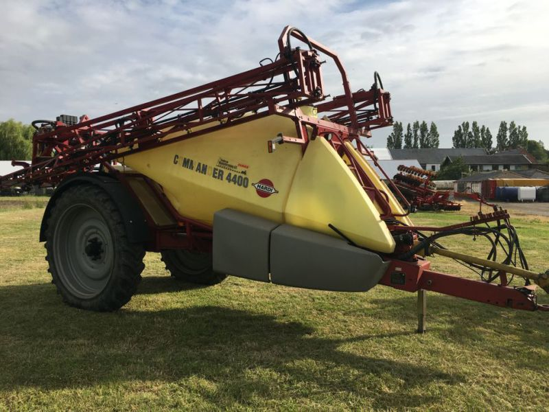 Hardi Commander 4400 24 meter Marksprøjte / Field Sprayer  - 3