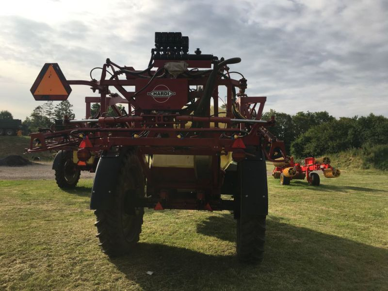 Hardi Commander 4400 24 meter Marksprøjte / Field Sprayer  - 6