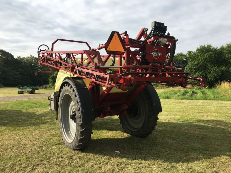 Hardi Commander 4400 24 meter Marksprøjte / Field Sprayer  - 7