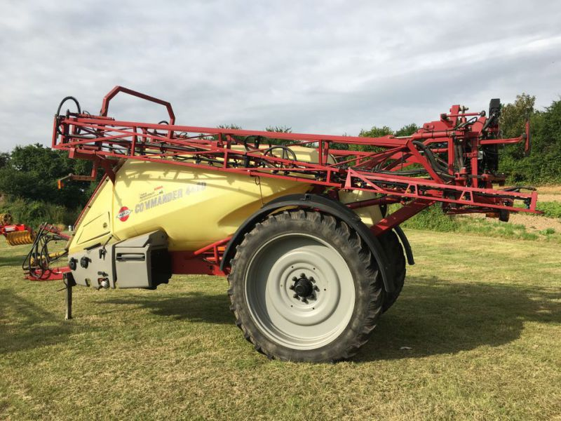 Hardi Commander 4400 24 meter Marksprøjte / Field Sprayer  - 8