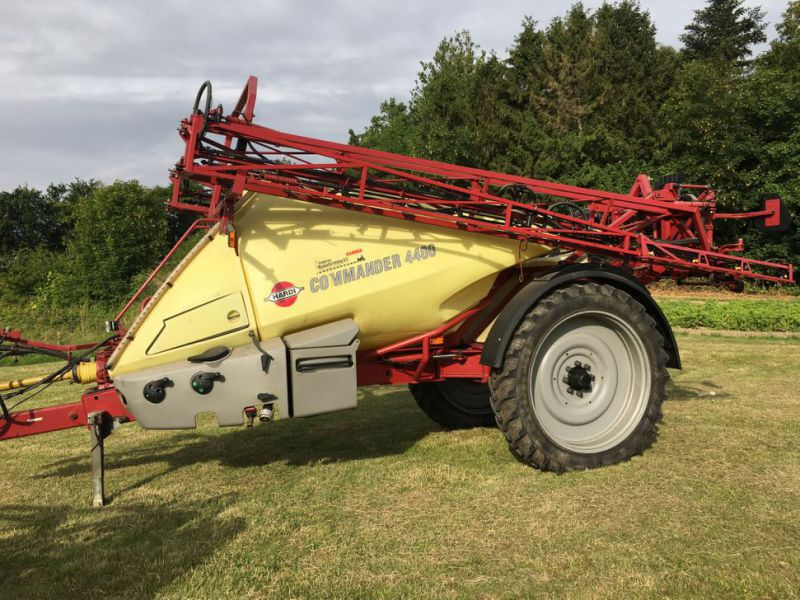 Hardi Commander 4400 24 meter Marksprøjte / Field Sprayer  - 9