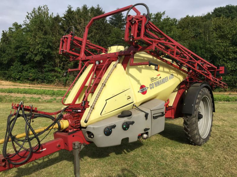 Hardi Commander 4400 24 meter Marksprøjte / Field Sprayer  - 10