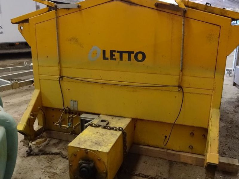 Oletto AF50 asfaltcontainer / asphalt container - 5