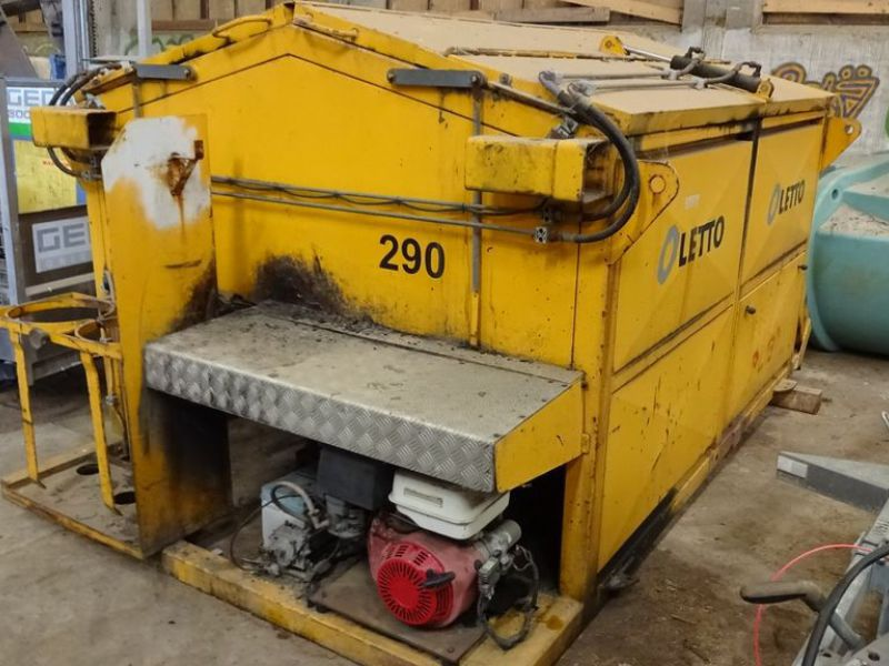 Oletto AF50 asfaltcontainer / asphalt container - 13
