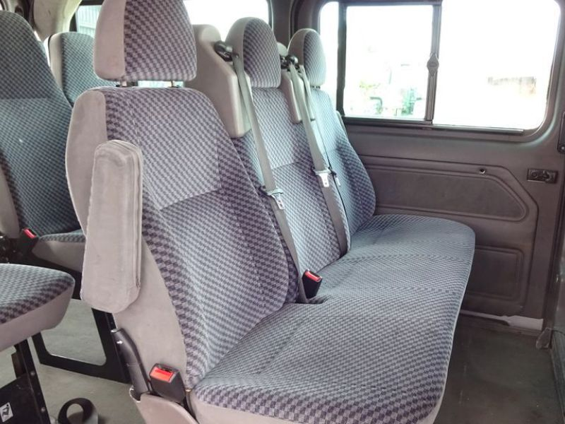 Ford Tourneo 2,0 T/D - 12