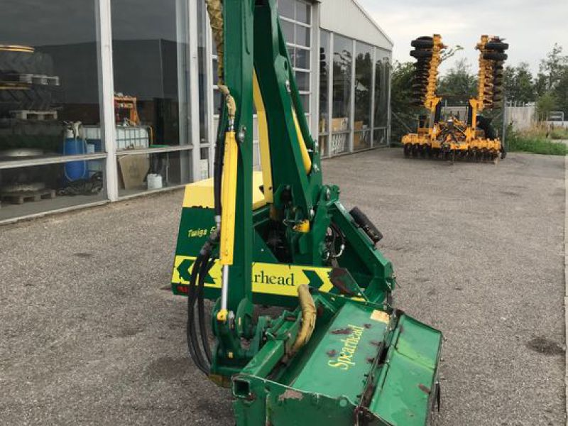 Spearhead Twiga 5000 med slagleklipper / Power arms Flail mower  - 3