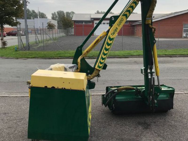 Spearhead Twiga 5000 med slagleklipper / Power arms Flail mower  - 4