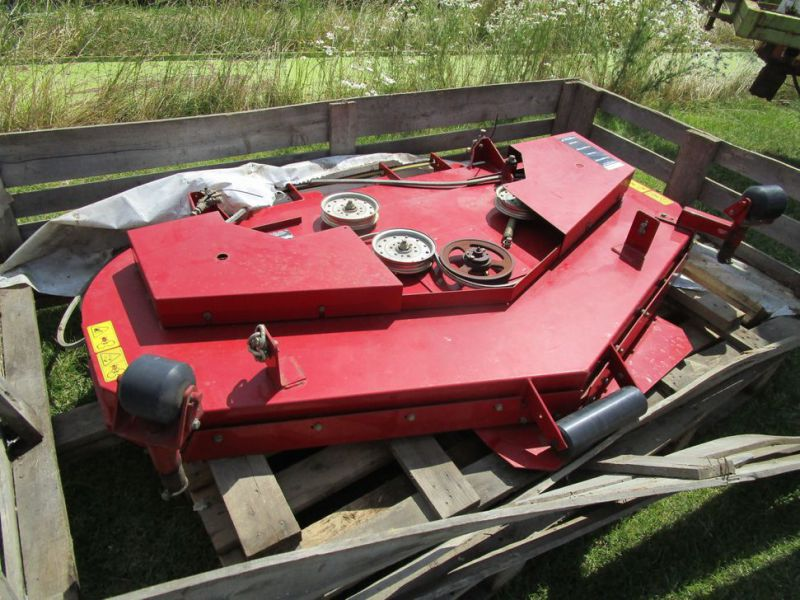 Frontmonteret klippebord / Front mounted mower head - 0