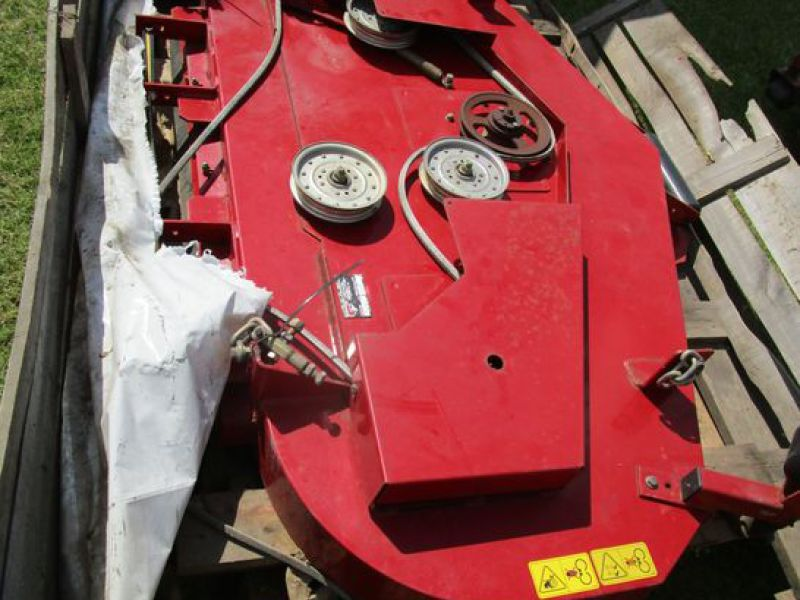 Frontmonteret klippebord / Front mounted mower head - 2