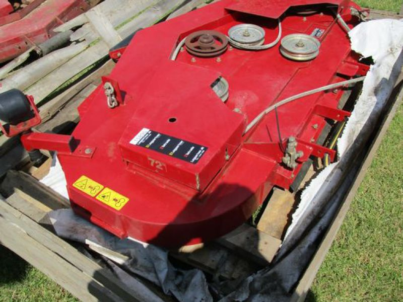 Frontmonteret klippebord / Front mounted mower head - 3