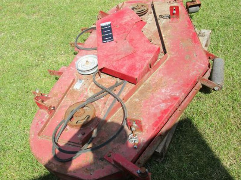 Frontmonteret klippebord / Front-mounted mower head - 0