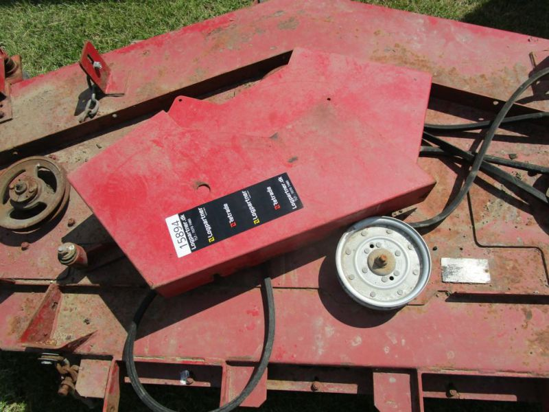 Frontmonteret klippebord / Front-mounted mower head - 1
